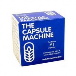 "Capsule Filling Machine Size ""1"""
