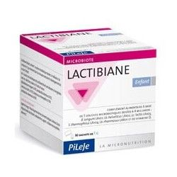 Lactibiane for children with vitamin D (30 sachets)