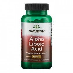 Alpha-lipoic Acid 600 mg, 60 capsules
