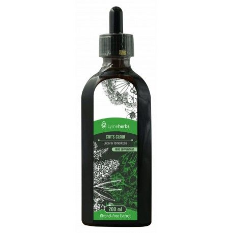 Cat's Claw Alcohol-Free Extract (200 ml)