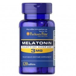 Melatonin 3 mg 120 capsules