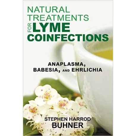 Natural Treatments for Lyme Coinfections - Stephen Harrod Buhner -  Lymeherbs - Herbs and supplements for Lyme disease