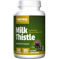 Milk Thistle Extract 1000 mg, 90 softgels