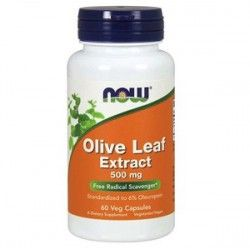 Olive Leaf Extract 500mg, 60 caps.
