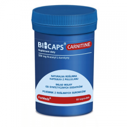 L-Carnitine Bicaps® Carnitine 60 caps